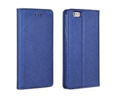 Havana magnetna preklopna torbica za Samsung Galaxy S9, modra