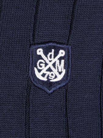 545764a49b1 Giorgio Di Mare pánský svetr XL tmavě modrá