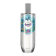 Avon Osvěžující tělový sprej Aquavible Laugh More (Body Spray) 100 ml