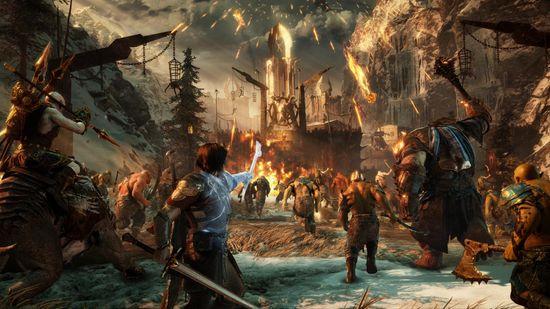 Warner Bros igra Middle Earth: Shadow of War (Xbox One)