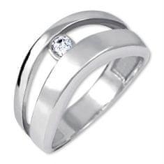 Brilio Silver Originální stříbrný prsten 426 001 00440 04 - 2,95 g stříbro 925/1000