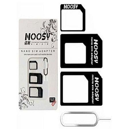 Noosy 4v1 adapter in odpiralo SIM