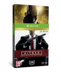 Warner Bros igra Hitman: Definitive Steelbook D1 Edition (Xbox One)
