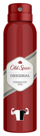 Old Spice Original deodorant ve spreji 150 ml