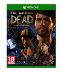 Warner Bros igra Telltale: Walking Dead Season 3 (Xbox One)