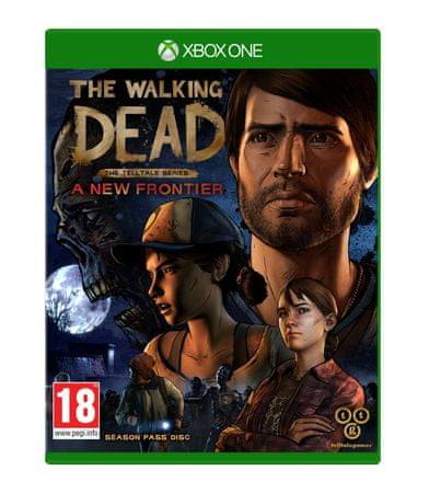 Warner Bros igra Telltale: Walking Dead Season 3 (Xbox One)