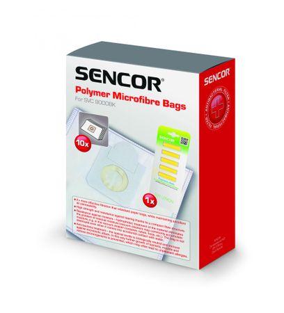 Sencor vrečka za sesalnik SVC 9 (10 kosov)