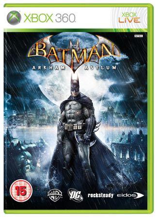 Warner Bros igra Batman: Arkham Asylum (Xbox 360)