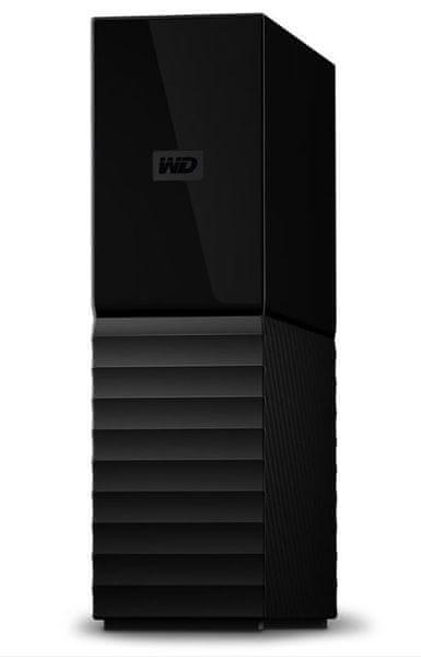 WD My Book - 10TB (WDBBGB0100HBK-EESN)