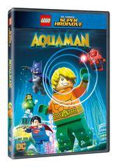 Lego DC Super hrdinové: Aquaman   - DVD