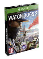 Ubisoft igra Watch Dogs 2 Deluxe Edition (Xbox One)