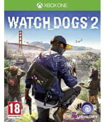 Ubisoft igra Watch Dogs 2 Standard Edition (Xbox One)