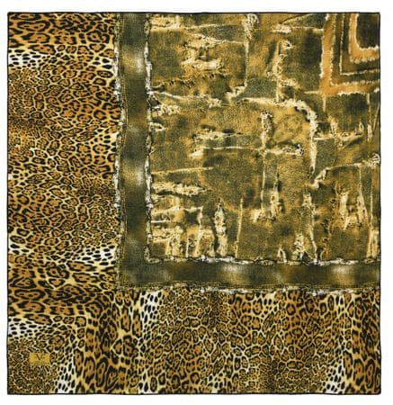 VERSACE 19.69 dámský hnědý šátek