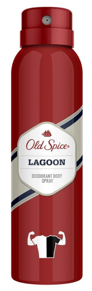 Old Spice Lagoon deodorant ve spreji 150 ml