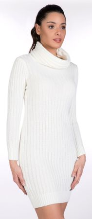 Giorgio Di Mare dámské šaty S biela  b8c7cb8f3ba