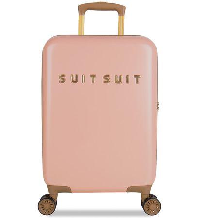 SuitSuit Cestovní kufr TR-7101 3-S - Fab Seventies Coral Cloud  530bb053a1