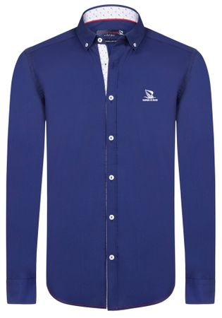 Giorgio Di Mare muška košulja, plava, M