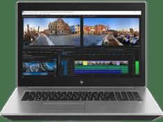 HP prenosnik ZBook 17 G5 i7-8850H/16GB/SSD256GB/P3200/17,3FHD/W10P (2ZC48EA)