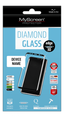 My Screen Protector Edge 3D kaljeno zaščitno steklo za Huawei P20, črno