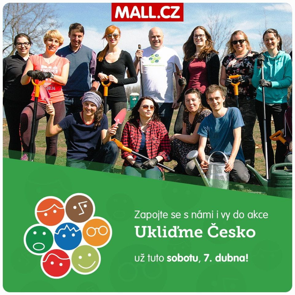 akce Ukliďme Česko