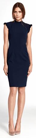 Nife női ruha 42 sötétkék