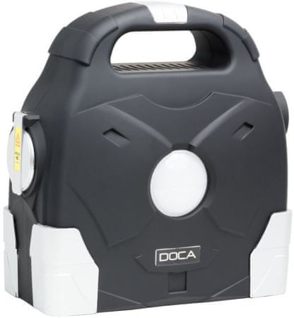 Doca Powerbank 95000mAh čierna DG-600