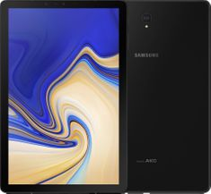 Samsung Galaxy Tab S4 (T830), 64GB, Wifi, černý (SM-T830NZKAXEZ)