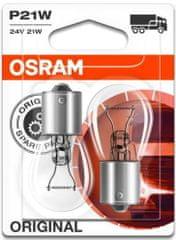 Osram Žárovka typ P21W, 24V, 21W, Standard