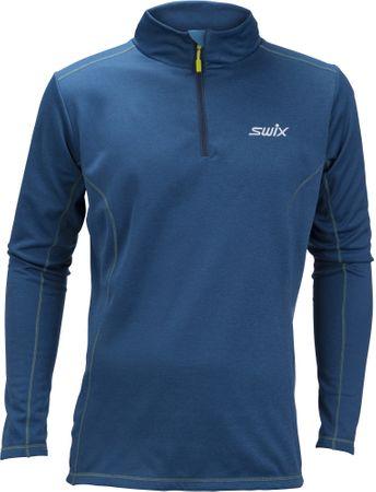 Swix bluza męska Cross niebieski L
