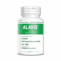 Alavis suplement weterynaryjny dla psa i kota Sanicell 60 tabletek