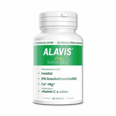 Alavis Sanicell Étrendkiegészítő, 60 db