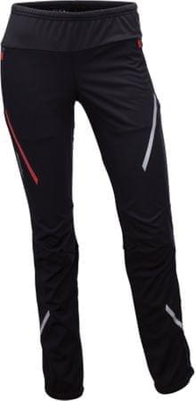 Swix ženske hlače Cross, črne, L