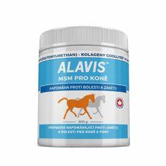 Alavis MSM Étrendkiegészítő lovaknak, 600 g
