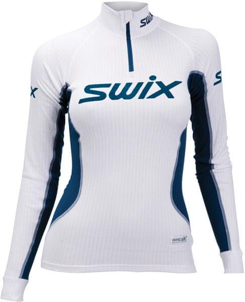 Swix Triko Stojáček Racex Bílá XS