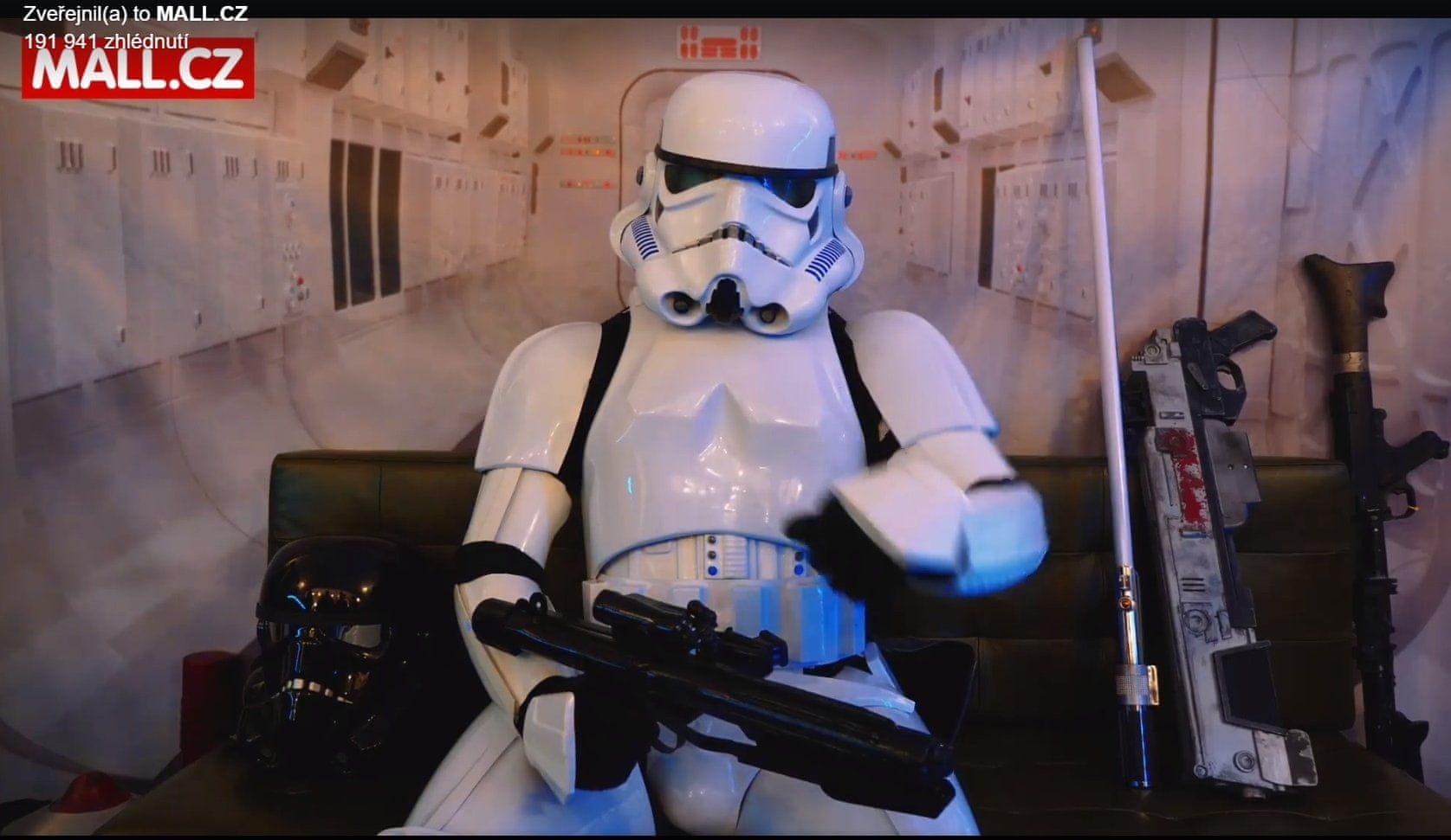 Star Wars tým odborných holičů