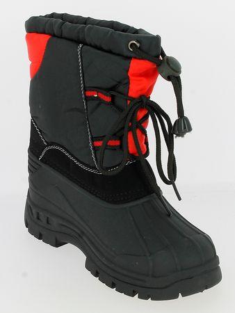 V+J dekliški zimski škornji, 34, rdeči