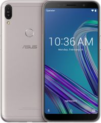 Asus ZenFone Max Pro 4GB/64GB (M1) (ZB602KL), Meteor Silver