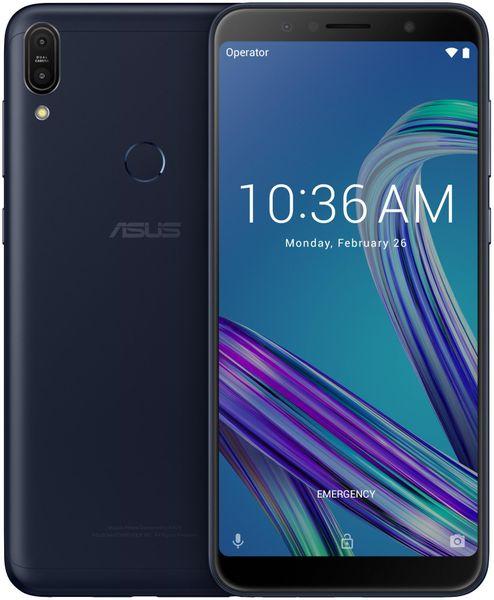Asus Zenfone Max Pro (m1), 4gb/64gb, Deepsea Black (zb602kl)