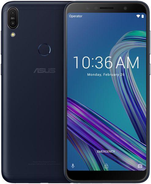 Asus ZenFone Max Pro (M1) 3/32GB (ZB602KL), Deepsea Black
