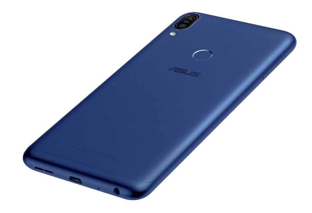 Asus ZenFone Max Pro (M1), 4GB/64GB, Meteor Silver (ZB602KL)