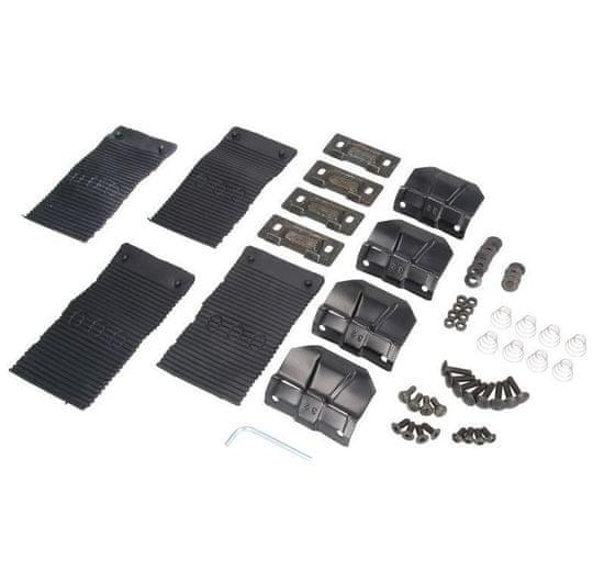 JOPE Montážní kit patky, 4 ks, typ střechy: normální, pro vozy: AUDI, KIA, SEAT, VOLKSWAGEN
