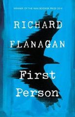 Flanagan Richard: First Person