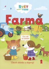 Gerlingsová Rebecca: Svět kolem tebe: Farma
