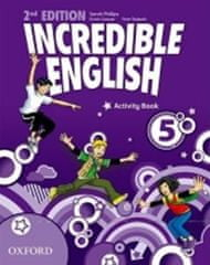 Phillips Sarah: Incredible English 2nd Edition 5 Activity Book