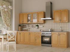 Kuchyně NIKA CLASSIC 260 cm, olše