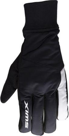 Swix rękawice narciarskie męskie Pollux czarny 7/M