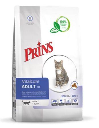 Prins hrana za mačke VitalCare Adult Fit, 1,5 kg