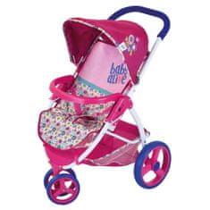 Hauck baby Alive - háromkerekű sport babakocsi ff959390f1