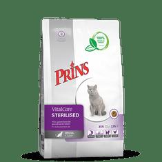 Prins hrana za sterelizirane mačke VitalCare Sterilised, 1,5 kg