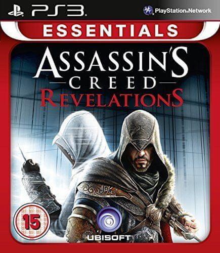 Ubisoft igra Assassin's Creed: Revelations Essentials (PS3)